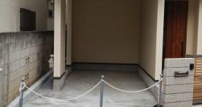 祐天寺駅徒歩12分 駐車場賃貸